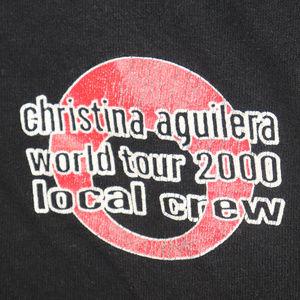 Christina Aguilera 2000 Tour Shirt Vintage Pop